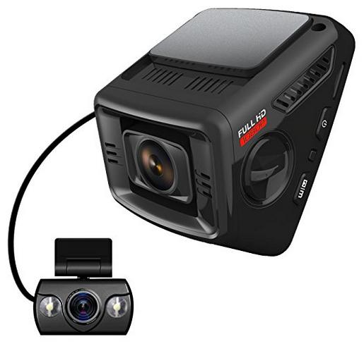 ITRUE X6D Dual Dash Cam