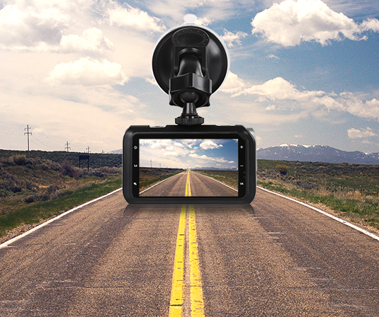 Z-Edge Z3 Ultra HD Dash Cam