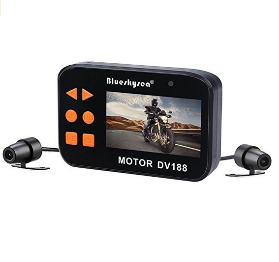 Blueskysea DV188 Motorcycle Recording Camera