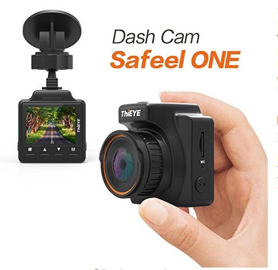 ThiEYE Safeel ONE Car Dash Cam