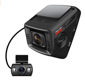 ITRUE X6D Night Vision Dual Car Dash Cam