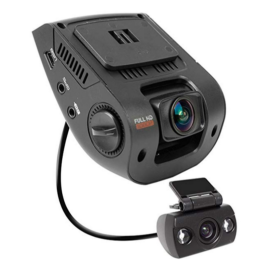 Rexing V1P Night Vision Dual Channel Dashboard Camera