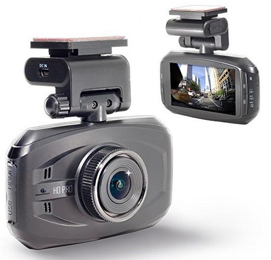 WheelWitness HD PRO Night Vision Dash Cam