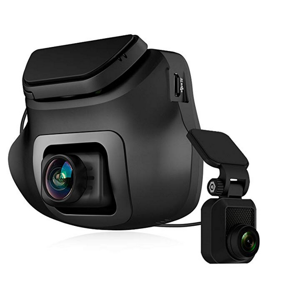 Z-EDGE S3 Night Vision Dual Dash Cam