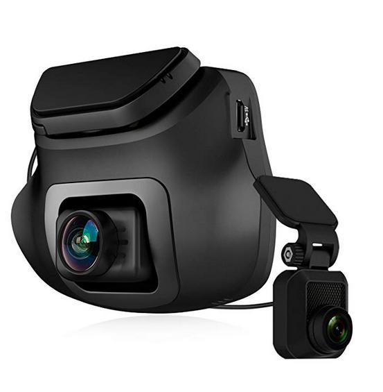 Z-EDGE S3 Night Vision Dual Dash Cam