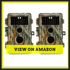 BlazeVideo Game Trail Deer Cameras