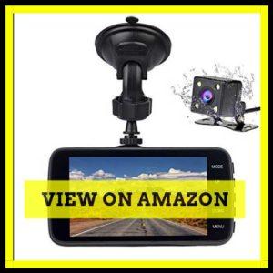 Caméra de tableau de bord grand angle 1080p Veoker Full HD