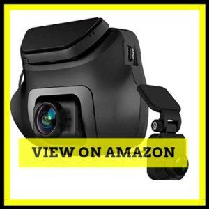 Z-Edge S3 Dual Lens Dash Cam