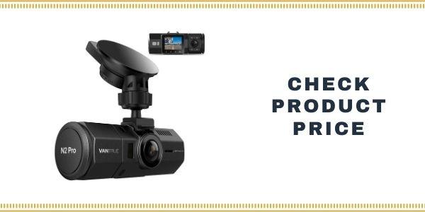 Vantrue N2 Pro Uber Dual 1080p dash cam